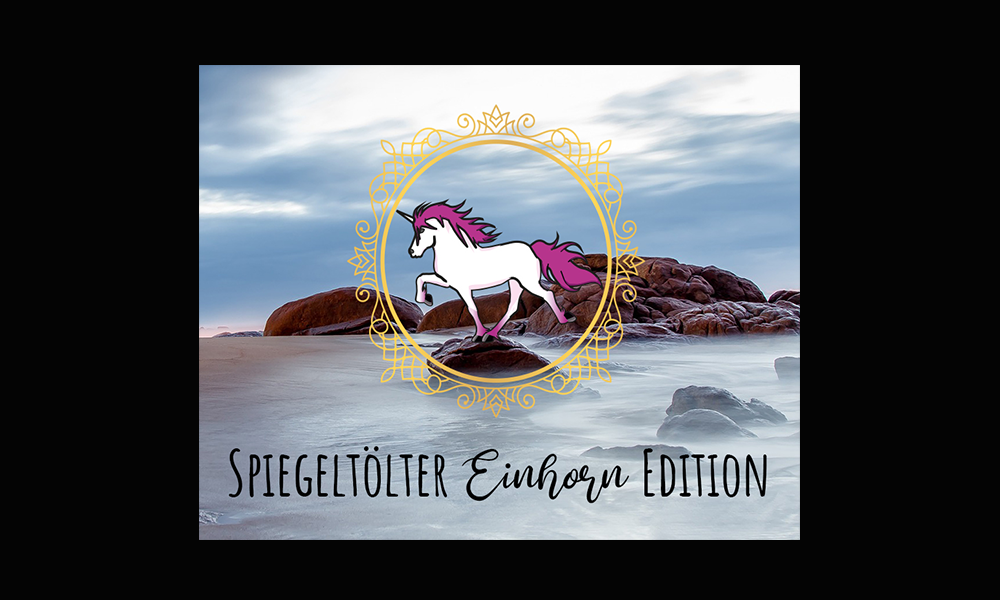 Spiegeltölter Gaited Unicorn Edition